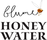 Blume Honey Water logo
