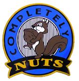 Completely Nuts logo