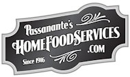 Passanante's Home Food Services logo