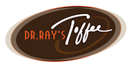 logo of Dr. Ray's Toffee